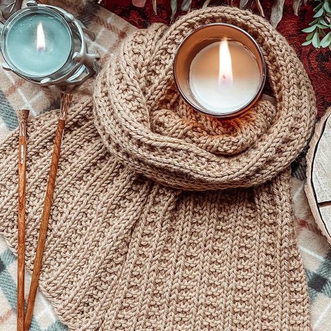 thankful scarf